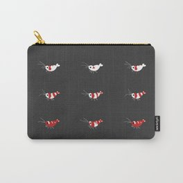 Crystal red shrimps Carry-All Pouch