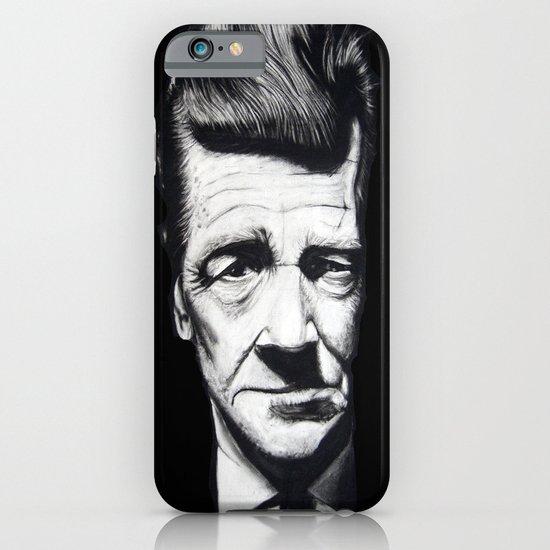 David Lynch iPhone & iPod Case