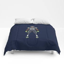 Twelfth Man - Richard Sherman Comforters