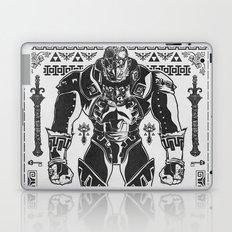 Legend of Zelda Ganondorf the Wicked Laptop & iPad Skin