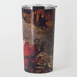 Finale - Cello and Bones Travel Mug