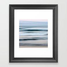 I Hear You Framed Art Print