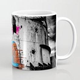 Geisha Graffiti Coffee Mug