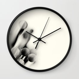 Cut Lifelines... (square) Wall Clock