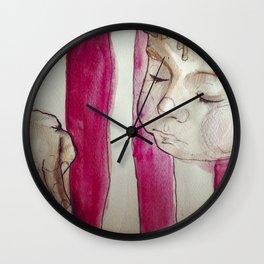 maria Wall Clock