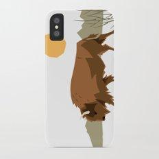 Bison iPhone X Slim Case