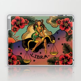 Tattoo Libra Laptop & iPad Skin