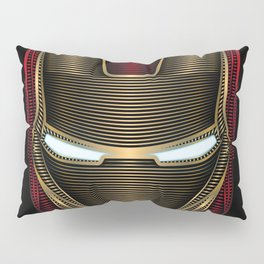 Iron Man Pillow Sham