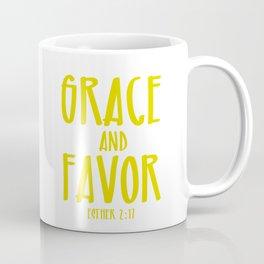 Grace and Favor Coffee Mug