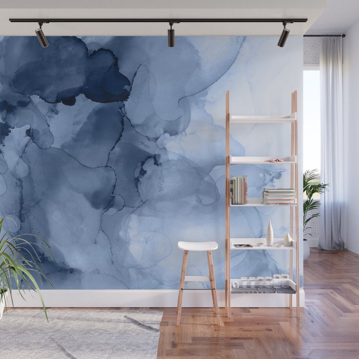 Stormy Weather Wall Mural
