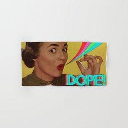 Dope! Hand & Bath Towel