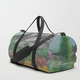 Syntaira's Mountain WC170307a Duffle Bag