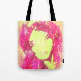 pink1 Tote Bag