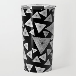 Pyramid I Travel Mug