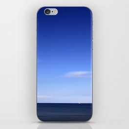 sailing no.2 iPhone Skin