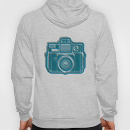 I Still Shoot Film Camera Logo Hoody