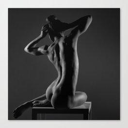 bodyscape Canvas Print