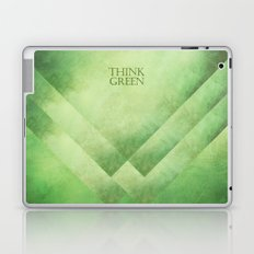 Think green Laptop & iPad Skin