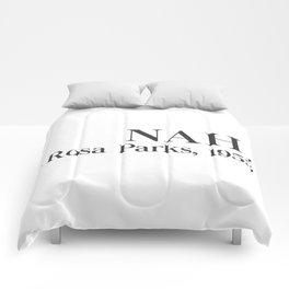 Nah Rosa Comforters