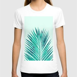 Composition tropical leaves XV T-shirt