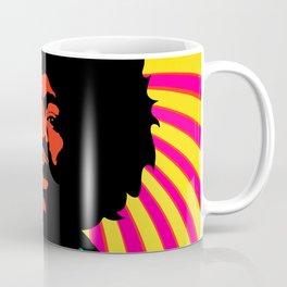 Psychedelic Jimi Coffee Mug