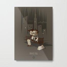 Annie Hall Metal Print