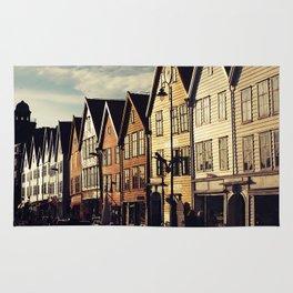 Bergen Harbour Rug
