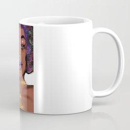Afro Libra Coffee Mug