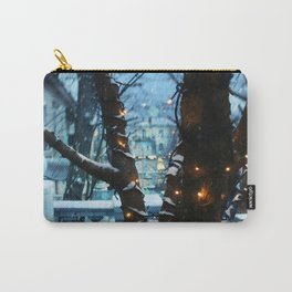 Cozy lights Carry-All Pouch