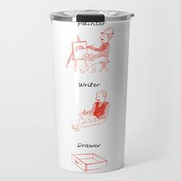 Drawer Travel Mug