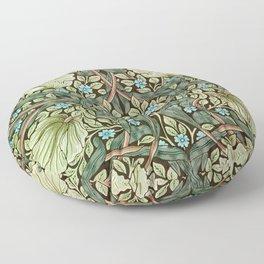 Pimpernel by William Morris Floor Pillow