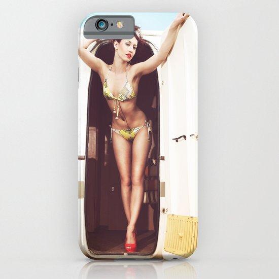 trailer park girl iPhone & iPod Case