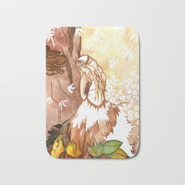 Autumn Whispers Bath Mat