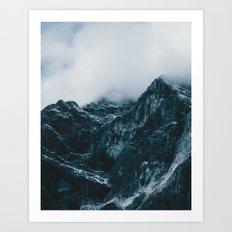 Cloud Mountain - Landscape Photography Art Print