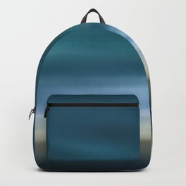 Dreamscape #7 blue-green Backpack