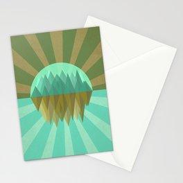 Rocks rock Stationery Cards