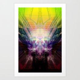 Progress (New Acquisitions) Art Print