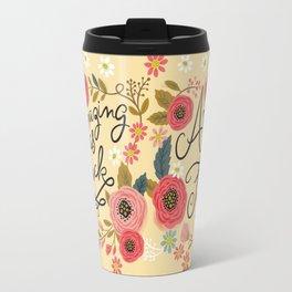 Pretty Swe*ry: Amazing as F Travel Mug
