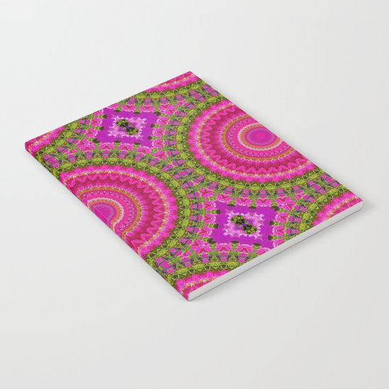 Kaleidoscope No. 5 Notebook