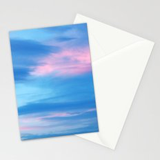 Clouds at Sunset Stationery Cards