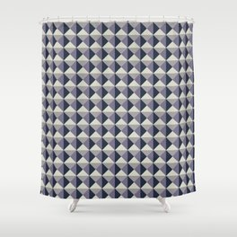 Geometric Pattern #004 Shower Curtain