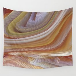 Abstract painting 123 Wall Tapestry