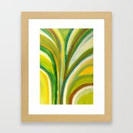 Spirit of the Trees 6 Framed Art Print