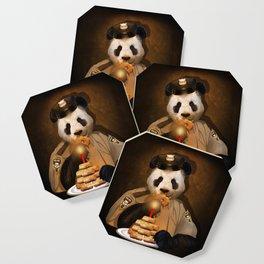 Police Panda Coaster