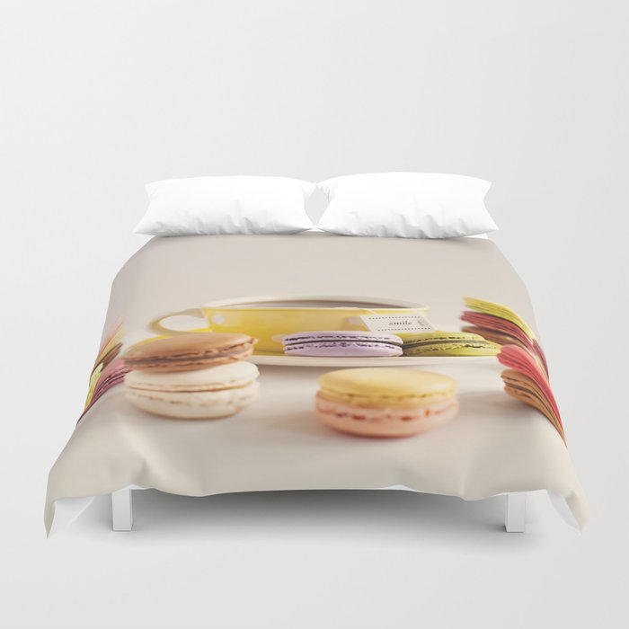 Afternoon Delight  Duvet Cover
