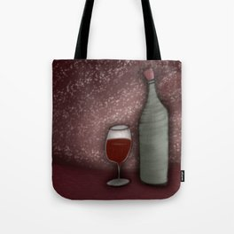 The Crooked Cork Tote Bag
