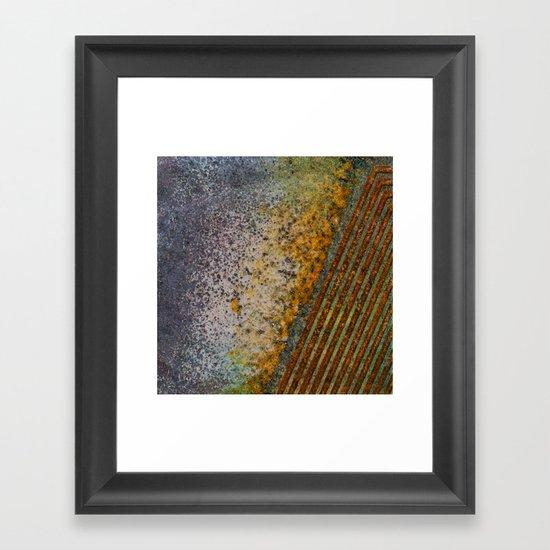Labyrinth 1 Framed Art Print