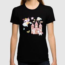 Unicorn Avalon Island T-shirt
