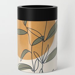 Minimal Line Young Leaves Can Cooler
