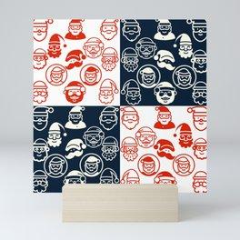 Santa Love collection by Studio M & Co Mini Art Print